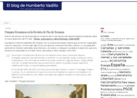 humbertovadillo.com