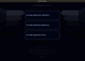 humblelibertarian.com