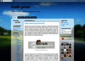 humbleopinionbysirrob.blogspot.com