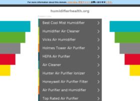 humidifierhealth.org