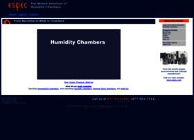 humiditychambers.com