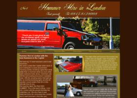 hummerhireinlondon.com