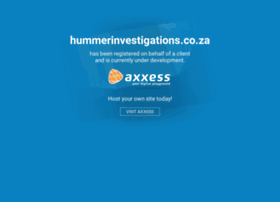 hummerinvestigations.co.za