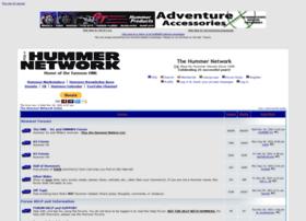 hummernetworkforums.com