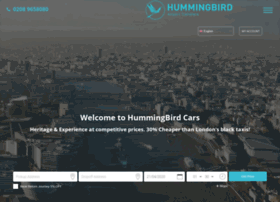 hummingbirdcars.co.uk