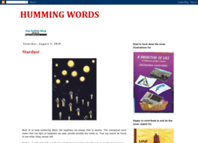 hummingwords.blogspot.in