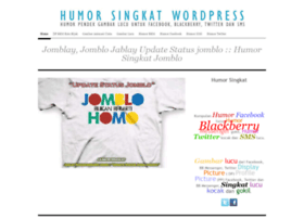 humorsingkat.wordpress.com Visit site