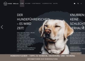 hunde-web.com