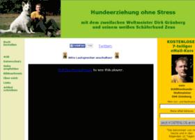 hundeerziehungohnestress.de