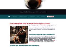 hundehaftpflicht-versicherung.info