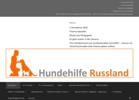 hundehilfe-russland.de