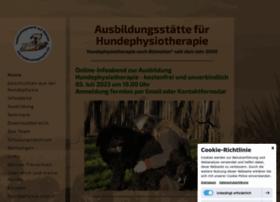 hundekrankengymnastik.com