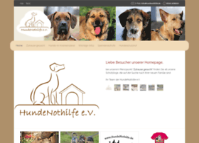 hundenothilfe.de