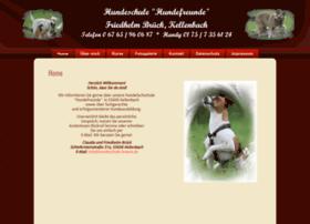 hundeschule-brueck.de