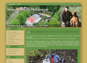 hundeschule-muehbrook.de
