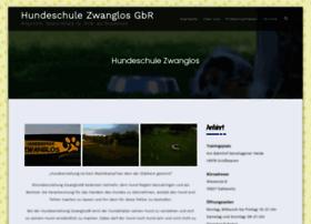 hundeschule-zwanglos.com