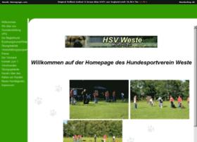 hundesportvereinweste.de