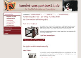 hundetransportbox24.de