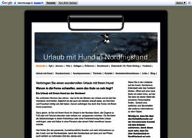 hundeurlaub-in-nordfriesland.de