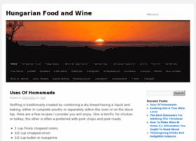 hungarianfoodandwine.co.uk