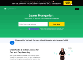 hungarianpod101.com