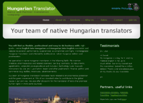 hungariantranslator.org
