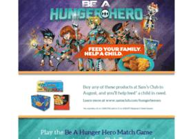 hungerheroes2014.clubtyson.com