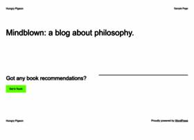 hungrypigeon.com