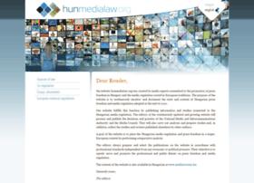 hunmedialaw.org