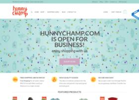 hunnychamp.com