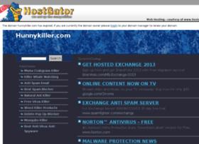 Hunnykiller.com
