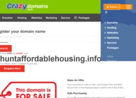 huntaffordablehousing.info