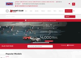 huntclubnissan.com