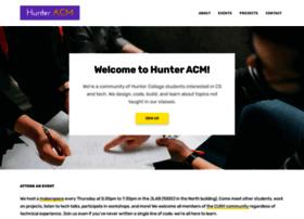hunter.acm.org