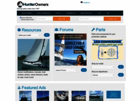 hunter.sailboatowners.com