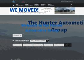 hunterautogroup.com