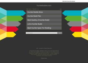 hunterbuilds.com