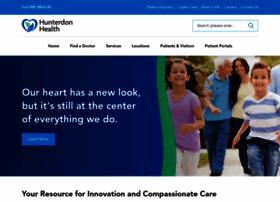 hunterdonhealthcare.org
