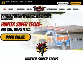hunterheatandair.com