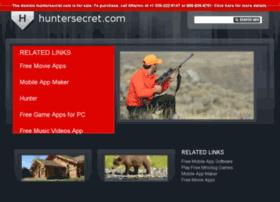 huntersecret.com