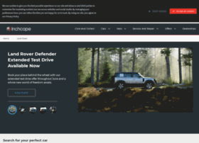 hunterslandrover.co.uk