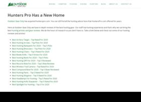 hunterspro.com