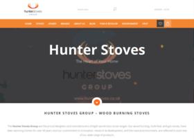hunterstoves.co.uk