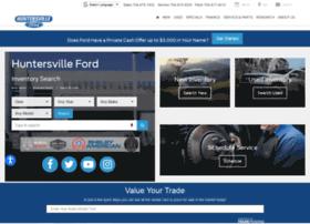 huntersvilleford.com