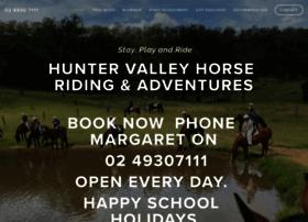 huntervalleyhorseriding.com.au