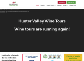 huntervalleywinetastingtours.com.au