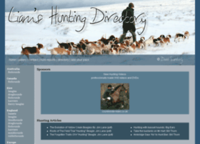 hunting-directory.org.uk