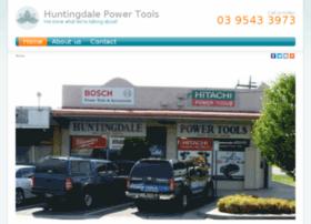 huntingdalepowertools.ypsitesmart.com.au