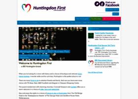 huntingdonfirst.co.uk