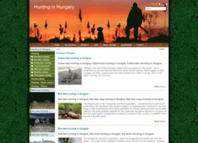 huntinghungary.hu